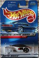 Hot Wheels Alien Artistic License Series