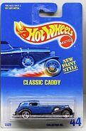 Classic Caddy - 2529 Card