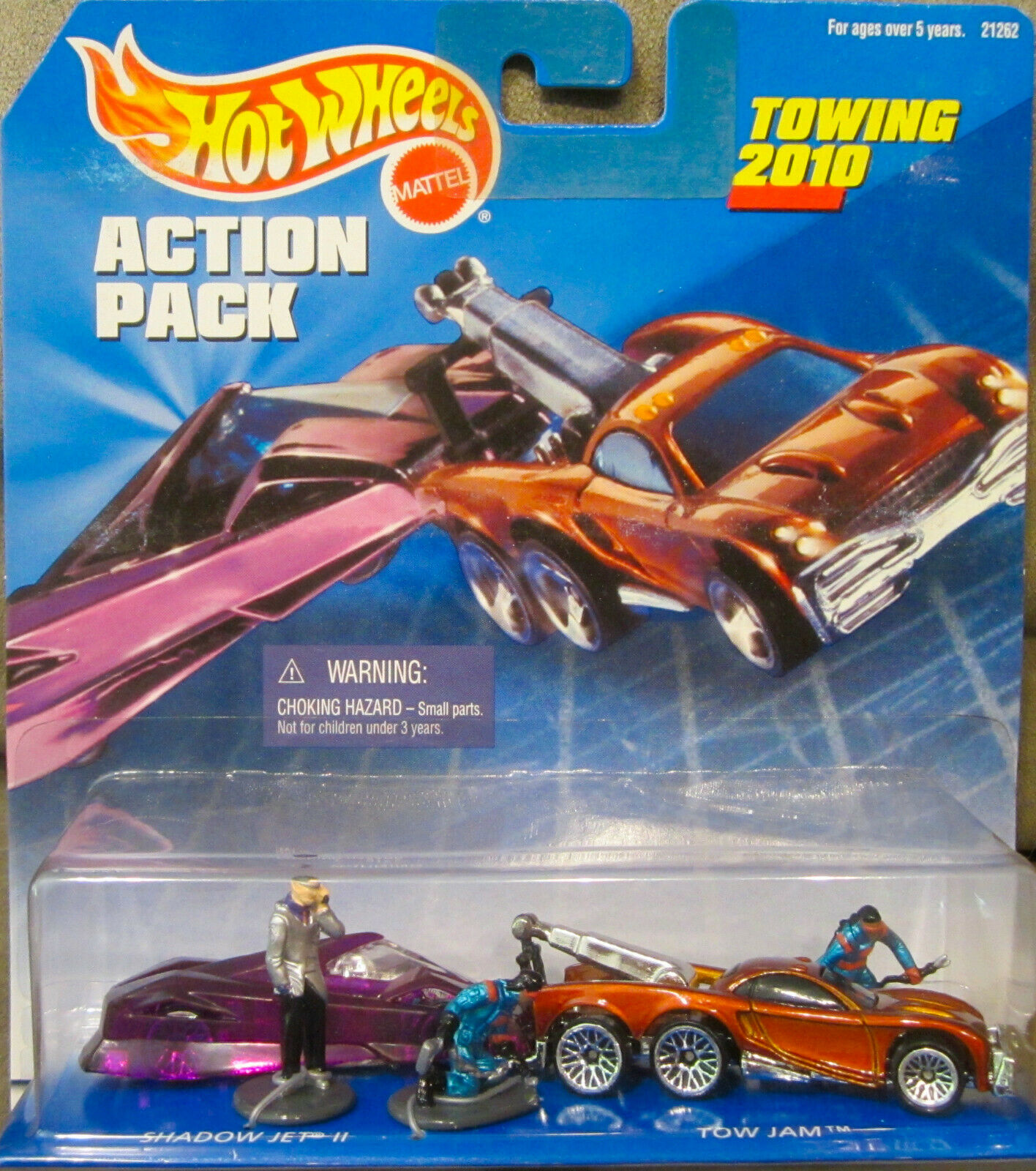 Towing 2010 Action Pack