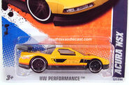 Acura NSX (T9838) (pack)