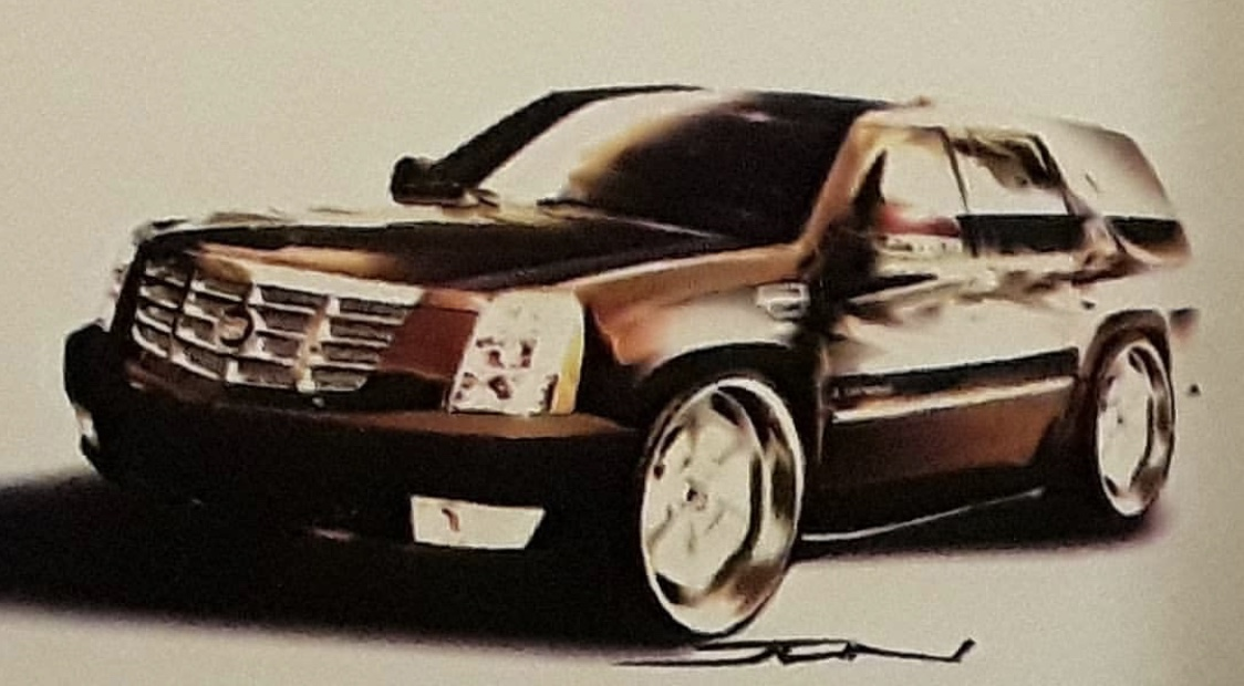 '07 Cadillac Escalade