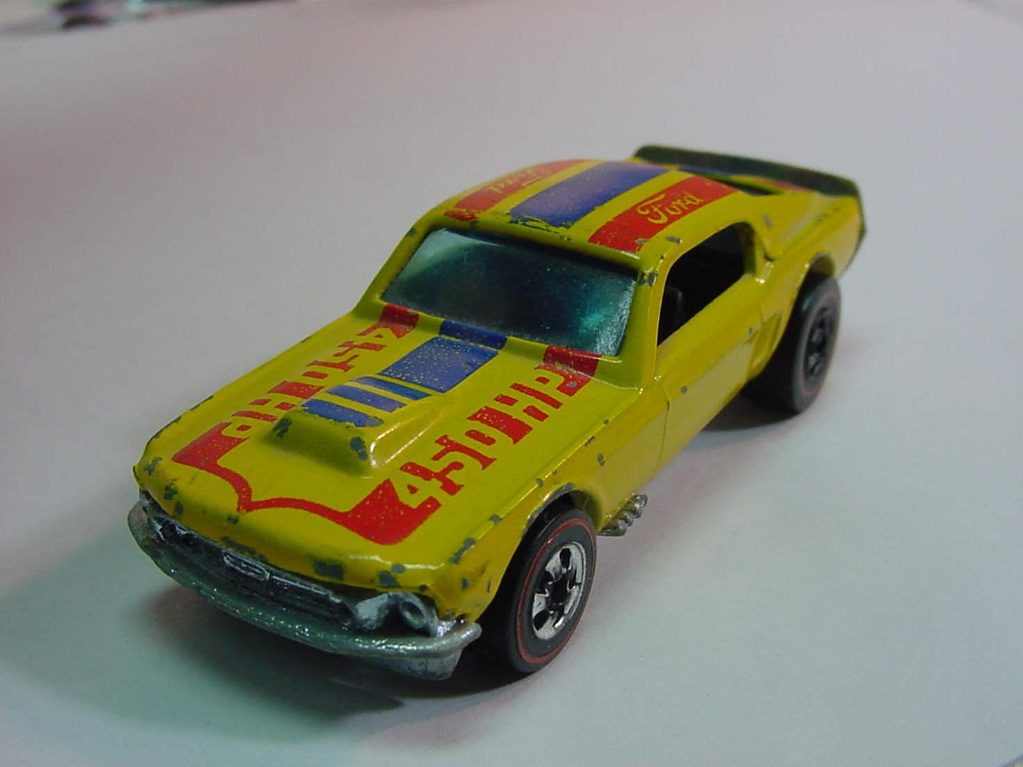 List of 1975 Hot Wheels new castings