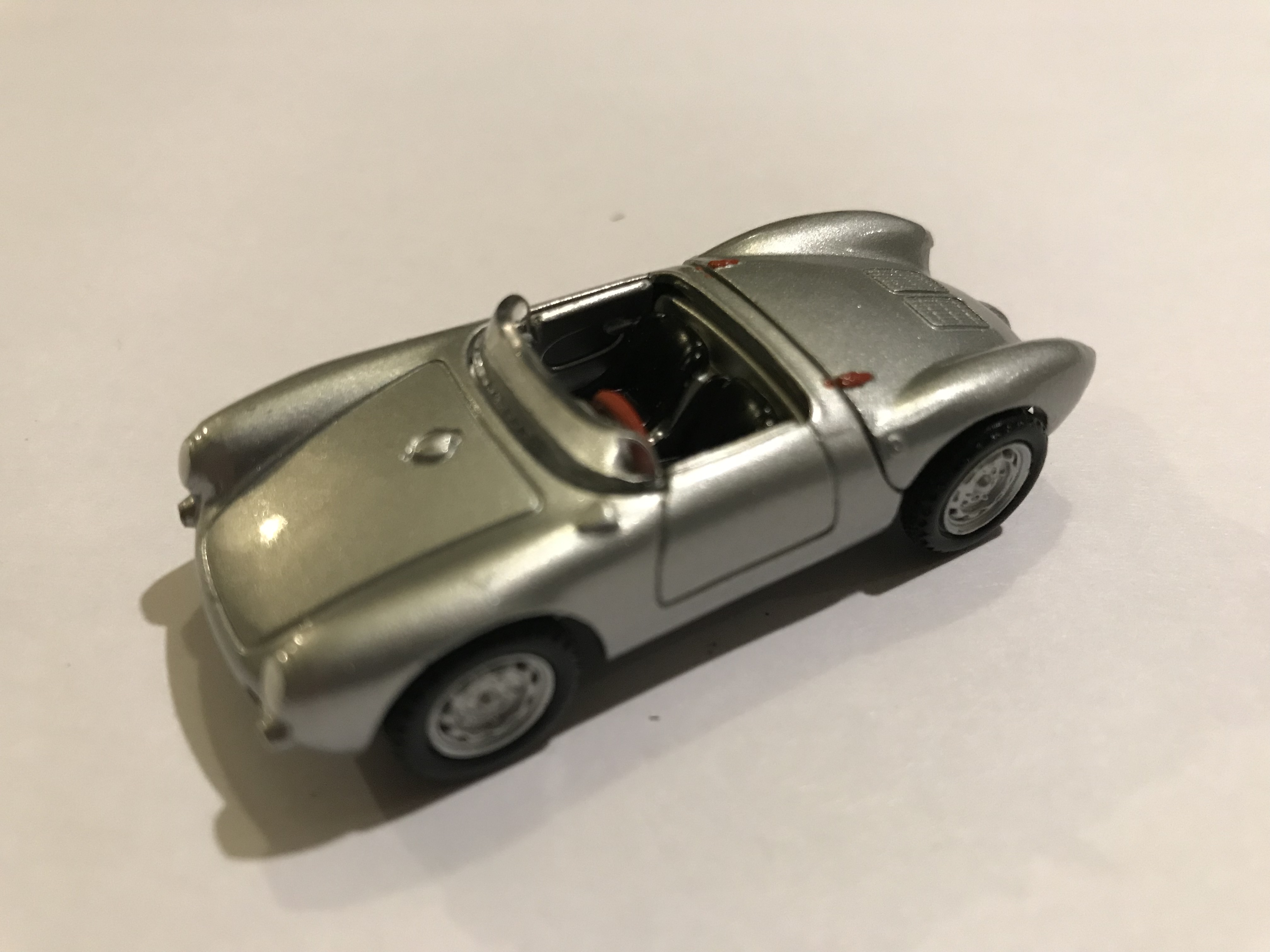 Porsche 50th Anniversary 4-Car Set