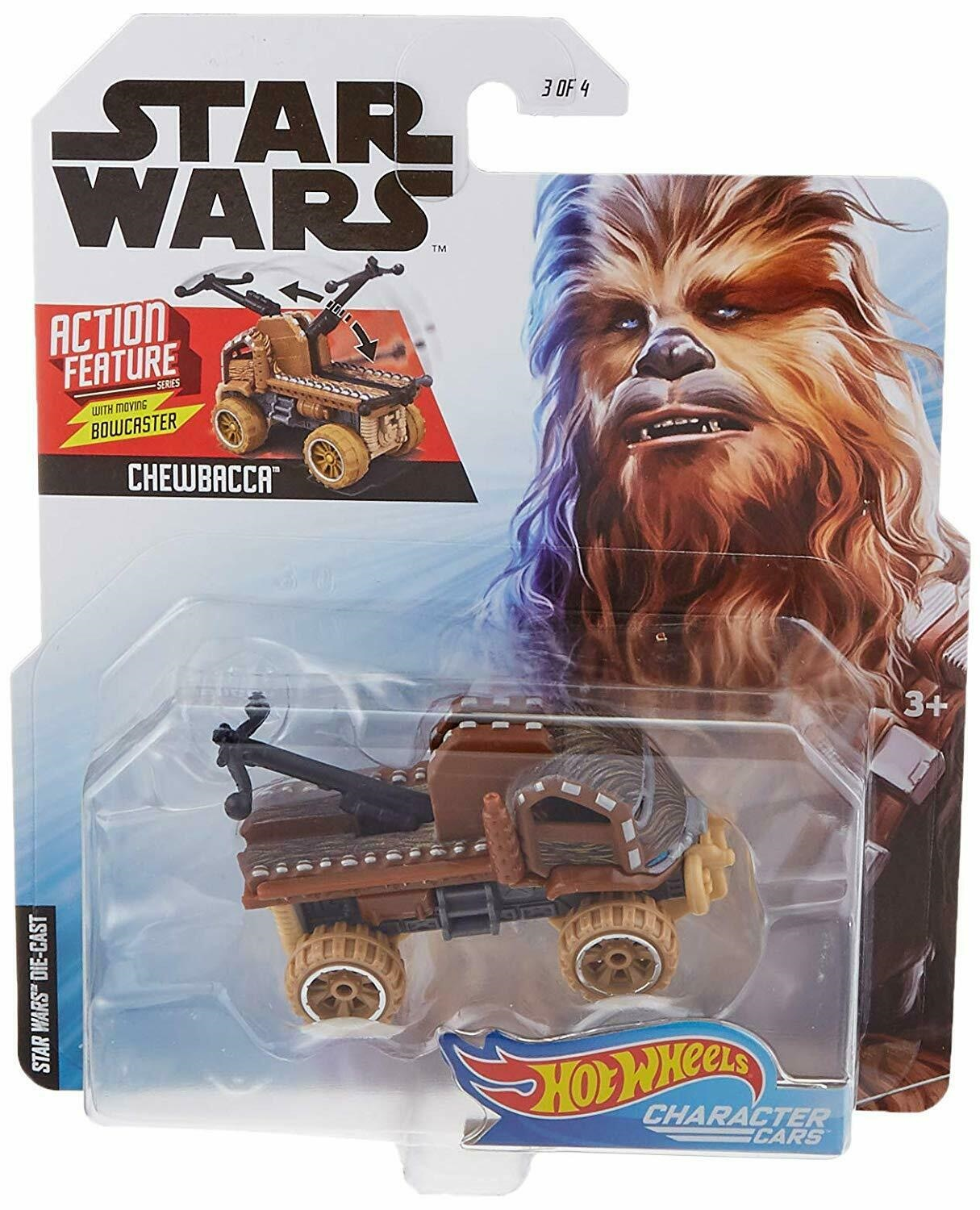 Chewbacca (action feature)