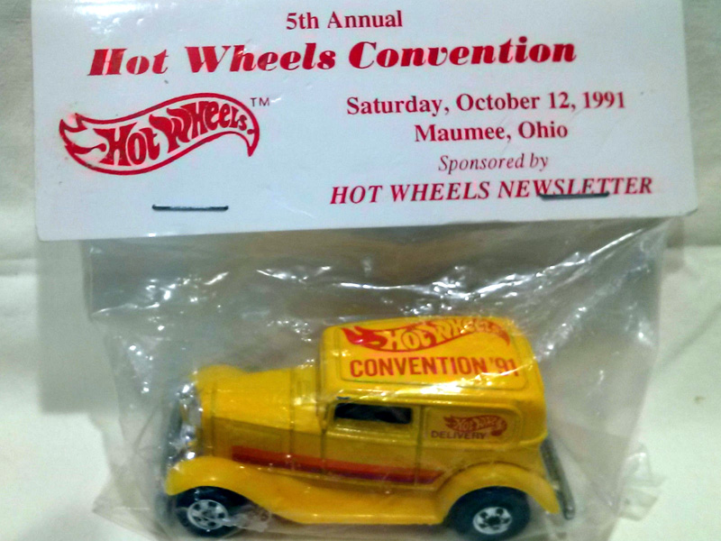 5th Annual Hot Wheels Collectors Convention