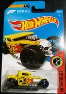 2017 HW Daredevils 07-10 306-365 Bone Shaker - Forza Motorsport Yellow