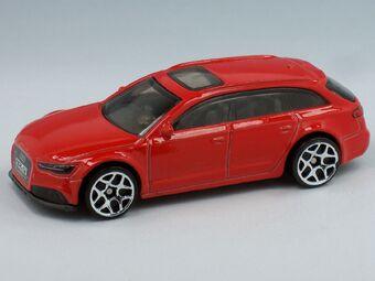 Hot Wheels Forza Motorsport /'17 Audi RS 6 avant 1:64