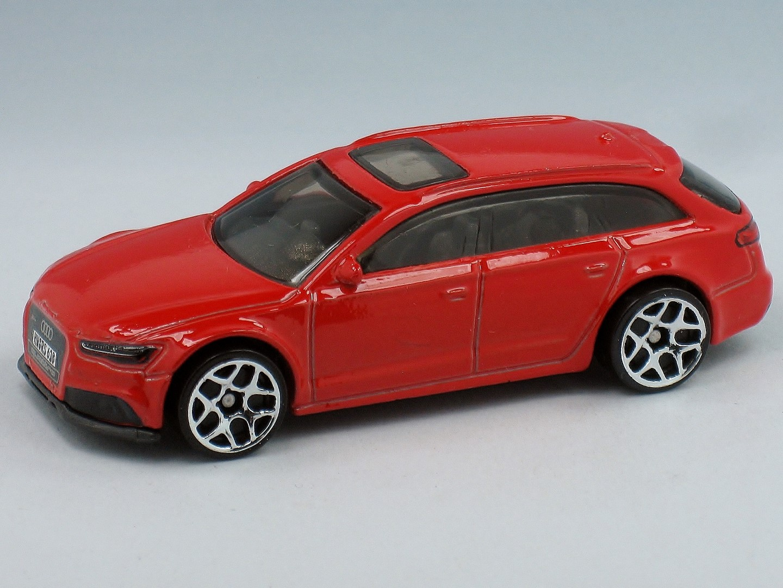 '17 Audi RS 6 Avant