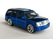 Cadillac Escalade Whips Blue