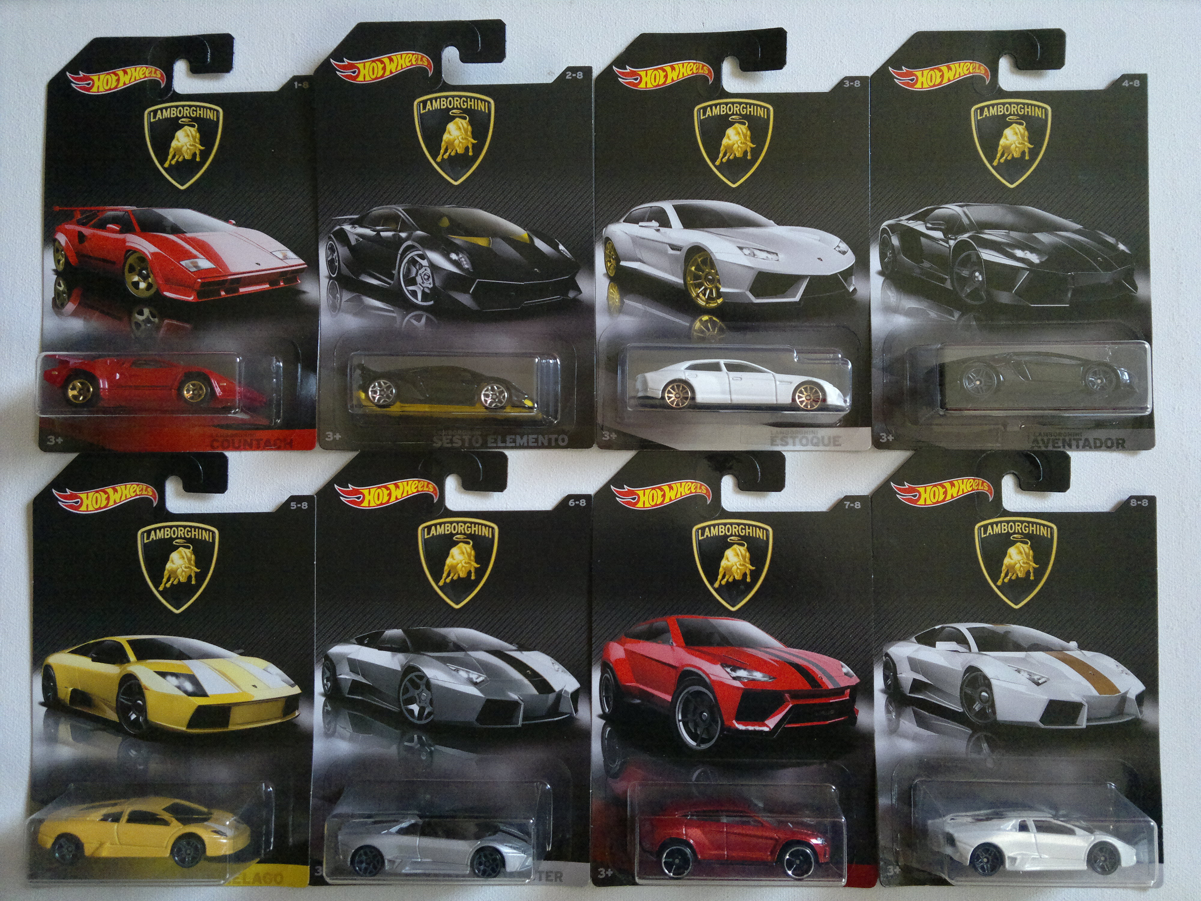 Lamborghini Series (2017)
