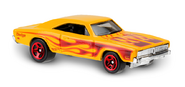 69 Dodge Charger - Flames 1 - 16 - 3