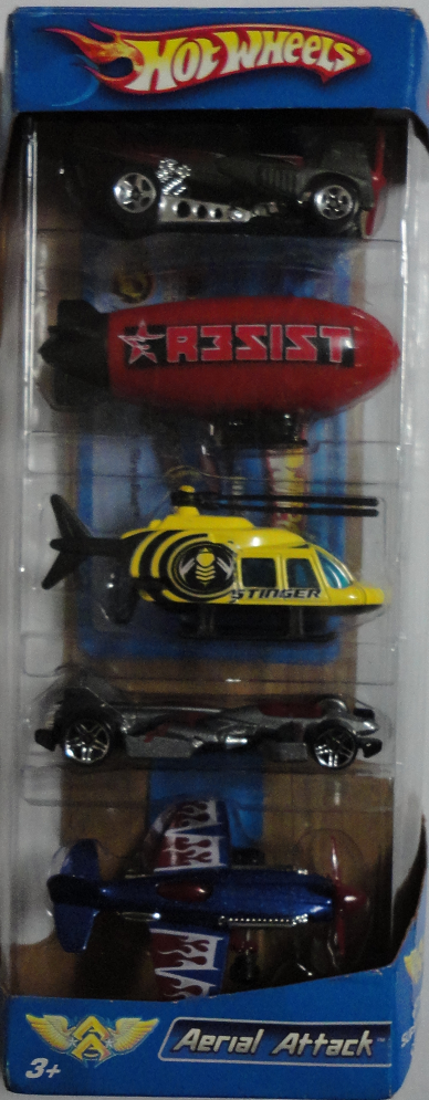Aerial Attack 5-Pack