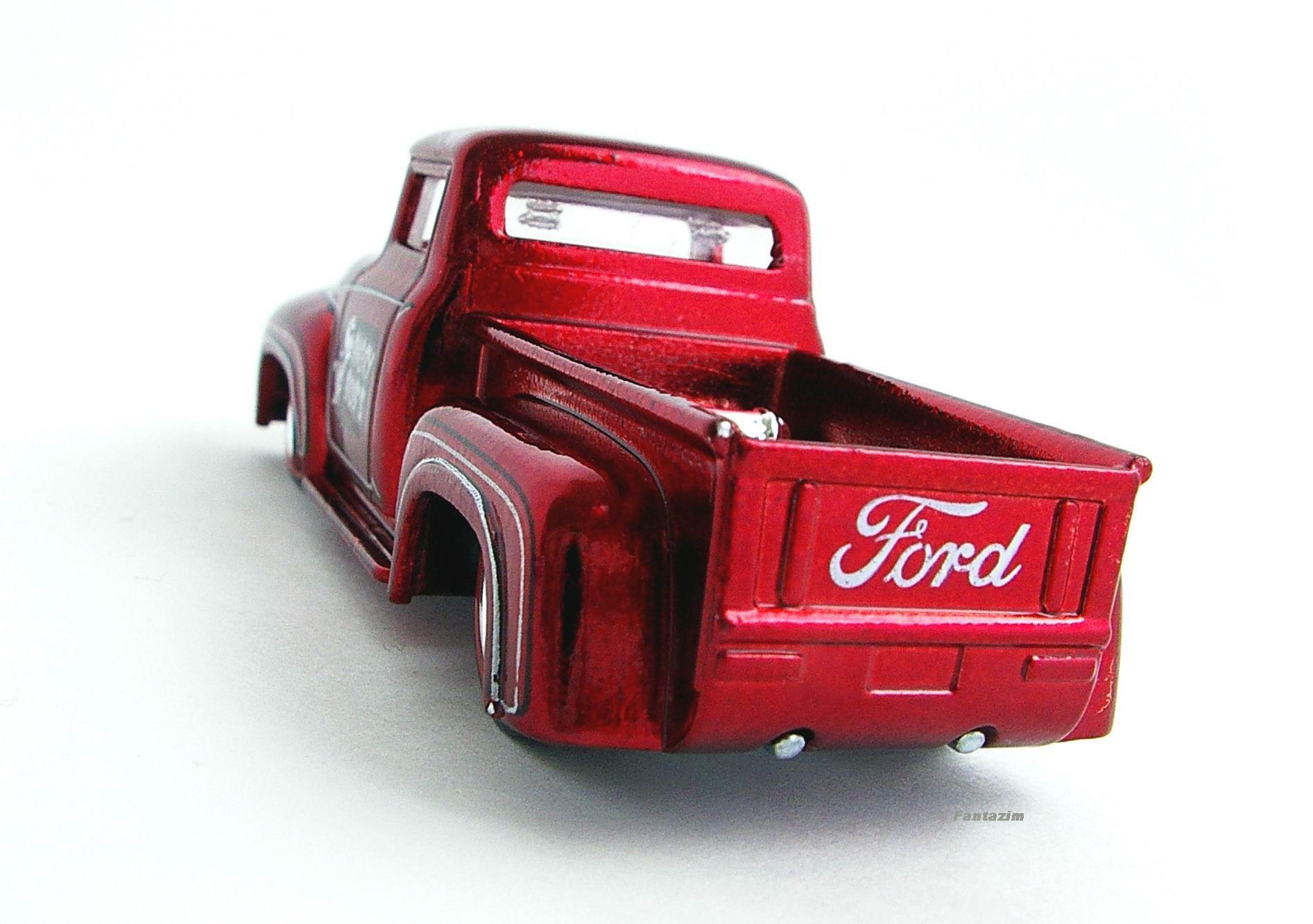 Custom 56 Ford Truck Hot Wheels Wiki Fandom