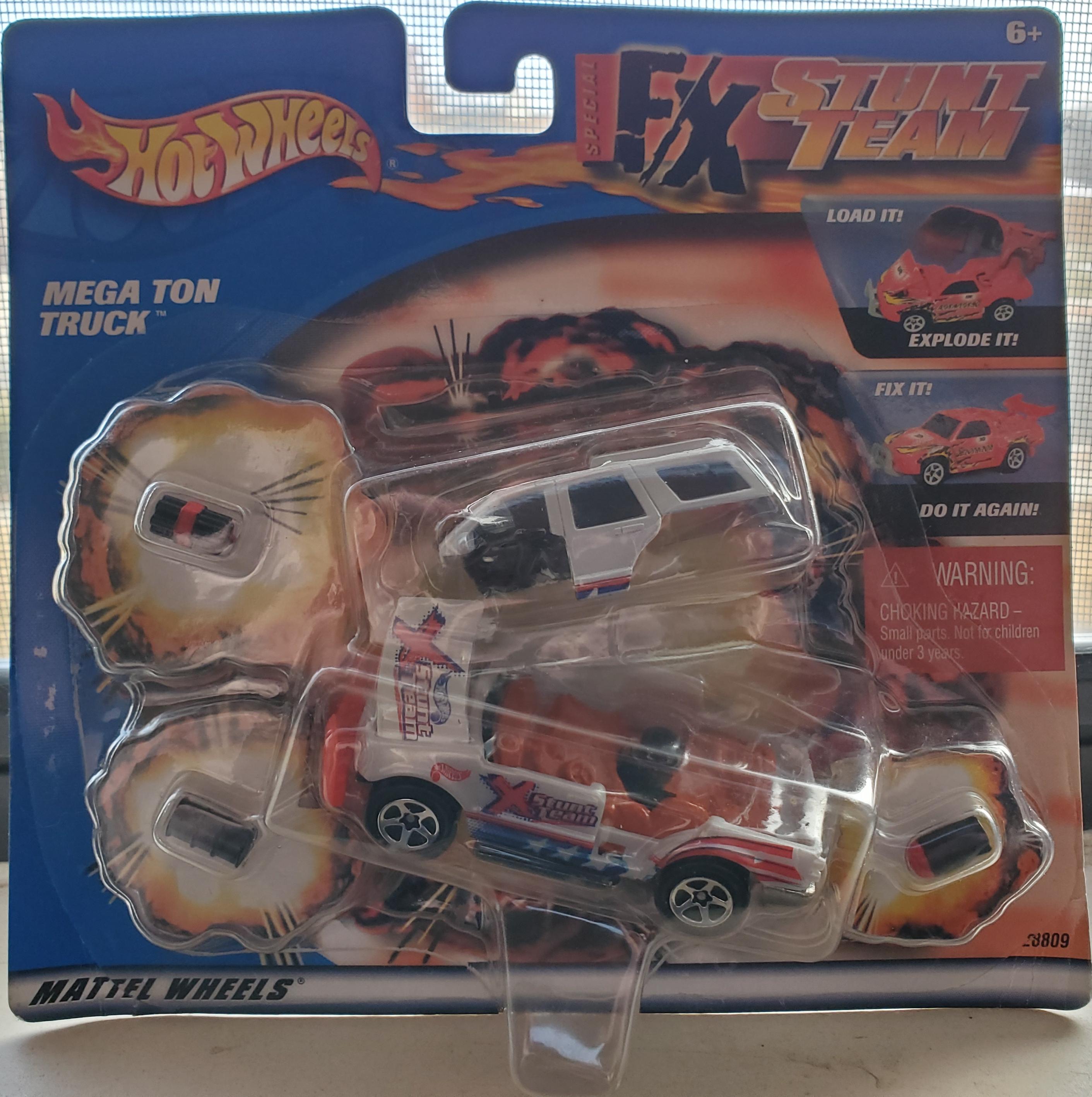 Mega Ton Truck