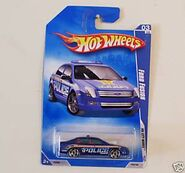 Ford fusion 09 (dark blue)