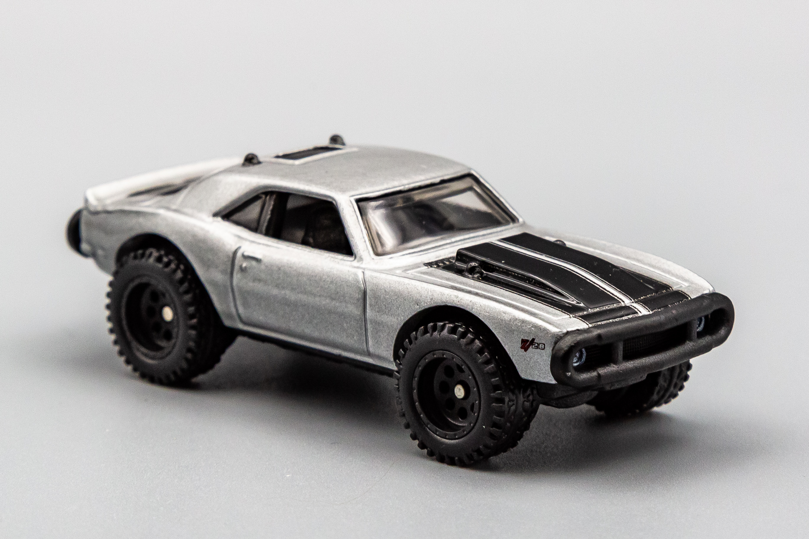 '67 Off Road Camaro