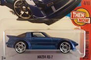 Mazda RX-7 Dark Blue Then And Now 337