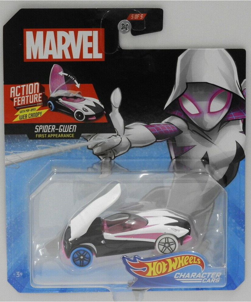 Spider-Gwen (action feature)