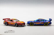 2020 Releases Custom 18 Ford Mustang GT-1