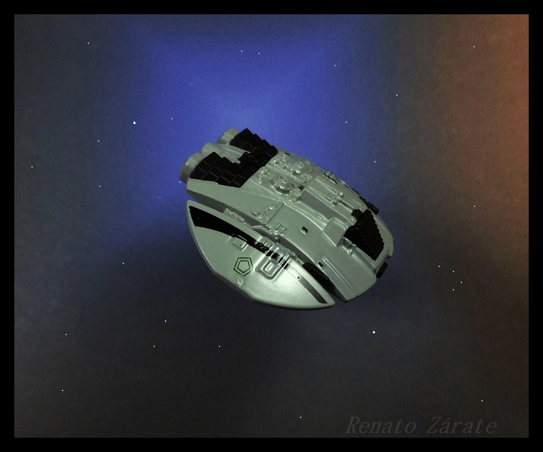 Battlestar Galactica Cylon Raider