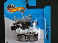 Mars Rover Carded