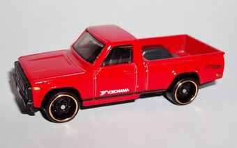 MAZDA PICKUP REPU HOT WHEELS 1//64