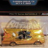 1966 TV Series Batmobile 26th Collectors Convention top