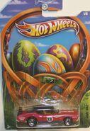 Hot Wheels Easter 2012 olds 442 BLISTER
