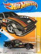 2012 031-247 New Models 31-50 Mazda RX-7 '20 NGK' Black