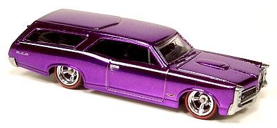 Custom '66 GTO Wagon
