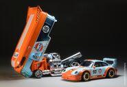 2016 RLC Gulf Racing Porsche 993 GT2 5