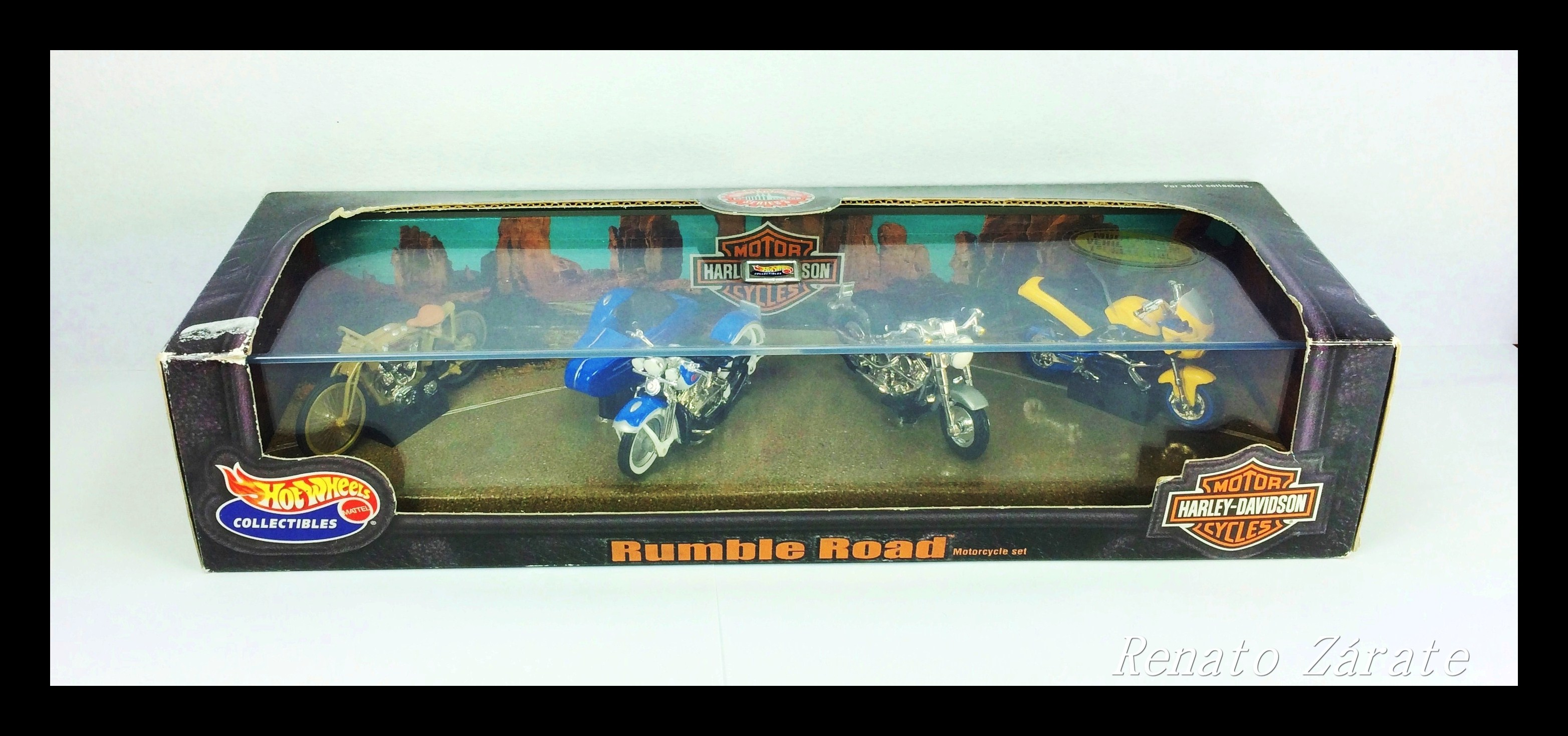 Rumble Road Harley-Davidson