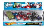 Marvel Avengers 5-pack