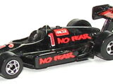 No Fear Race Car