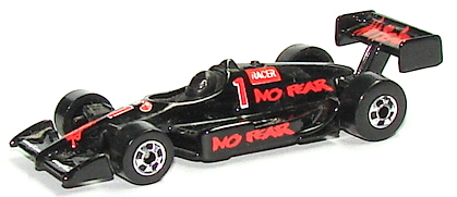No Fear Race Car