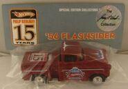7th Collectors Nationals 56 Flashsider dark red