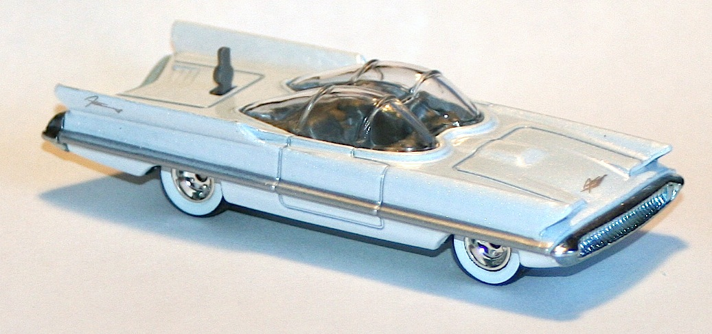 '55 Lincoln Futura Concept