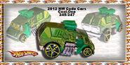2012 HWCode Cars Cool-One