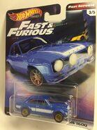 Ford-Escort. FF. Original Fast