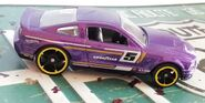 HW 07 SHELBY GT500 Multipack exclusive PURPLE