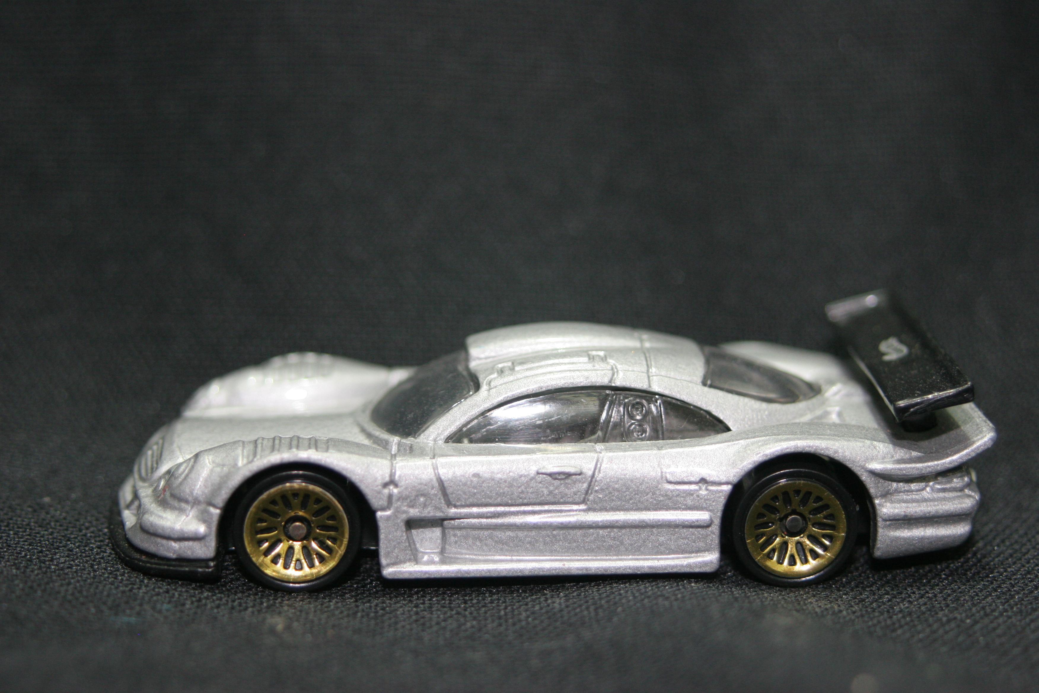 Mercedes CLK-LM