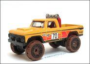 1970 Dodge Power Wagon 2021 hot wheels