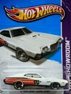 2013 242-250 HW Showroom - '72 Ford Gran Torino Sport 'K&N' White
