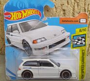 2019 HW Speed Graphics - 08.10 - 1990 Honda Civic EF 01