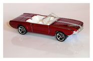 63' FORD Mustang 2 Concept (989) HW DSC09526