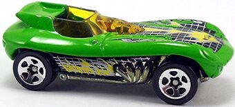 Cat-A-Pult 1998 First Editions     Hot Wheels