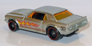 67' Ford Mustang GT (4176) HW L1180009
