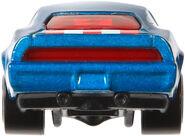 BDM73 Hot Wheels Marvel Character Cars - Captain America HW Marvel Cars Captain America XXX 3