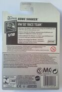 (R) Bone Shaker 2018 HW 50 Race Team 1-10 258-365