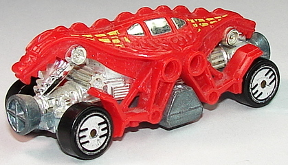 List of 1986 Hot Wheels new castings